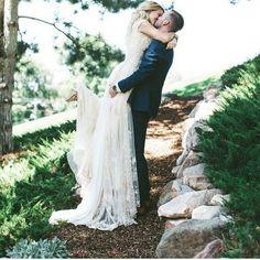 Wedding Kiss Photos