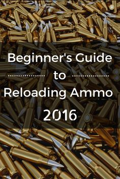 Save more than 50% off ammo and shoot 1/2-inch groups at 100 yards with reloading