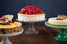 Delicious cakes from Lie Nielsen. Styling: Hege Jørgensen. Photo: Line Møllerhaug. Food Styling, Food Photography, Cheesecake, Desserts, Beautiful, Tailgate Desserts, Deserts, Cheesecakes, Postres
