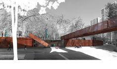 """Parco Museo """"Humano"""" (2014) – Santiago del Cile, Cile"""