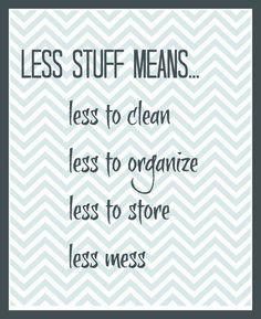 Organizing quote to inspire. #go2monique #organize #organizationinspiration #organizequote #professionalorganizing