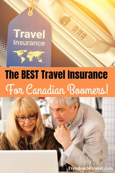 Getting the best travel insurance is so important, especially for baby boomers! Learn all you need to know about getting the insurance you need to travel without worry. Medical Travel Insurance, International Travel Insurance, Travel Insurance Companies, Life Insurance, Destinations, Canadian Travel, Senior Trip, Travel Reviews, Travel And Tourism