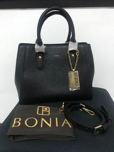 Jual Tas Bonia  JualTasBonia  boniabag  shoulderbag  slingbag  blackbag   littleblackbag  sling  bag 63920c780a