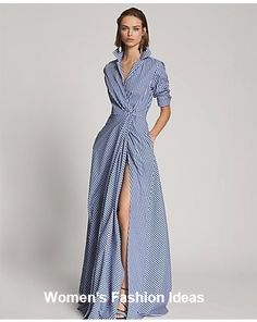 66eb65f622f4 20 Fashion Tricks About To Look Great In A Maxi Skirt During Any Season 1.  Dámská MódaMaxi ŠatyNeformální ...