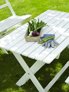 Outdoor furniture from Hillerstorp  - Torpet