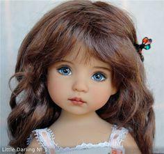 Авторские куклы студии Dianna Effner / Коллекционные куклы Дианны Эффнер, Dianna Effner / Бэйбики. Куклы фото. Одежда для кукол