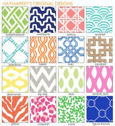 Haymarket Designs, HandPainted Home Embellishments love these for inspiration on hand painted design.