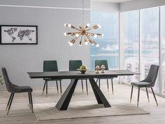 Masa Extensibila Salvadore – x x cm - Demcom. Conference Room, Dining Table, Furniture, Salvador, Console, Home Decor, Savior, Decoration Home, Room Decor