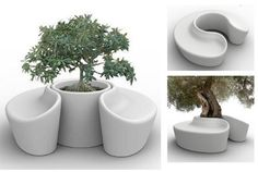 Get Out! Trees: The New Design Target.  Tree Hugging Design!  Love!
