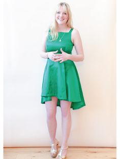Flora Dress Sewing Pattern – By Hand London