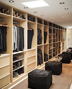 Vera Wang's Closet, photographs by Douglas Friedman for Harper's Bazaar