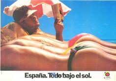 Años 80: España. Todo bajo el sol
