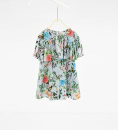 Image 1 of Double layer dress from Zara