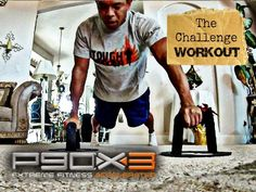 P90X3 The Challenge Workout - P90X3 Workout Sheets