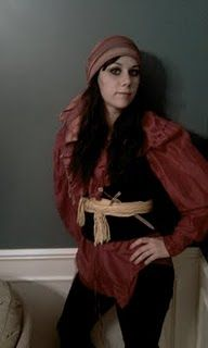diy pirate costume tips