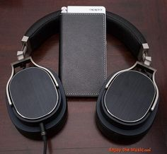OPPO PM-3 Planar Magnetic Headphones And HA-2 Headphone Amp/DAC: OPPO's new PM-3 closed-back headphones ($399) combine audiophile performance, elegant styling, and noise isolation at a very reasonable price. OPPO's HA-2 portable headphone amplifier and DAC ($299) handles all the latest digital audio files via the ESS ES9018-K2M Sabre32 to deliver high-resolution performance. See full preview at www.EnjoyTheMusic.com/magazine/equipment/0315/OPPO_PM_3_HA_2.htm