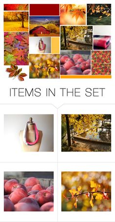 """Cool November Morning"" by crystalglowdesign ❤ liked on Polyvore featuring art"