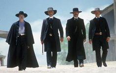 Kurt Russell as Wyatt Earp - Tombstone