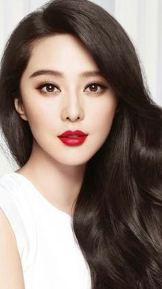The mesmerizing beauty of ❤Fan Bingbing classic kissable pout