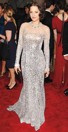 200 Celebrity Looks We Love - Marion Cotillard in Dior, 2010 from #InStyle