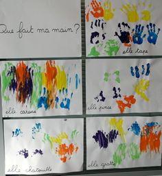 Decoration Creche, Little Babies, Art Education, Art For Kids, Maine, Preschool, Illustration, Diy, Action