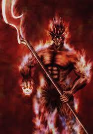 SURT--Gigante de fogo que guarda Muspelheim.