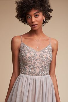 BHLDN Bellina Dress