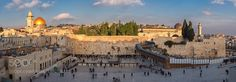 Popular on 500px : Panorama of the Temple Mount by lucky-photographer