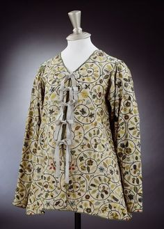 18th century maternity clothes | an informal style of clothing worn by women in the early 17th century ...