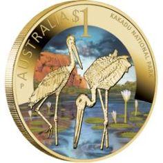Celebrate Australia – World Heritage Sites – Kakadu National Park 2012 $1 Coin