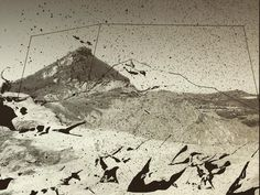 """Mi piace"": 76, commenti: 1 - Mauro Benzi (@maurobenzi) su Instagram: ""Nowhere Mountain III 2017 / #workonpaper #doubleexposure #nowhere #analogfilm #ink…"""