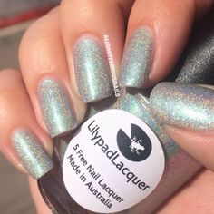 Lilypad Lacquer - Fairy Footprints
