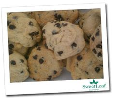 Im going to try this with wheat flour and other modifications. Stevia Recipes | Desserts | SweetLeaf® Stevia Sweetener