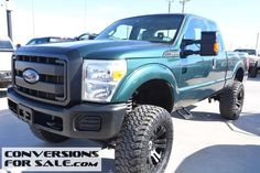 2012 Ford F250SD XL SuperCab 6.2L V8 Lifted Truck