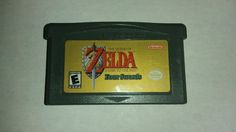 Legend of Zelda: A Link to the Past Four Swords Nintendo GBA Game Cartridge only #legendofzelda #zelda #alinktothepast #linktothepast #fourswords #gameboyadvance #gba #nintendo #awesomegames