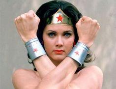 Linda Carter - Best known as Wonder Woman on TV, she was born in Phoenix.