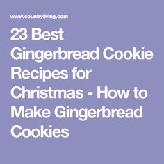 Creative Gingerbread Cookie Recipes That Reinvent the Holiday Staple Best Gingerbread Cookie Recipe, How To Make Gingerbread, Ginger Bread Cookies Recipe, Cookie Recipes, Holiday Baking, Christmas Cookies, Christmas Foods, Spice Things Up, Sweet Treats