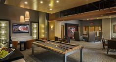 Panorama look at our new Clubroom.