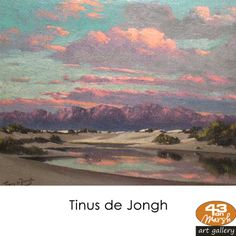 "Martinus Johannes ""Tinus"" de Jongh January Amsterdam - 17 July Bloemfontein) was one of South Africa's most popular painters. He died on 17 July 1942 from lung cancer. South African Artists, Lung Cancer, Artist Art, Painters, Amsterdam, January, Landscapes, Art Gallery, Trees"