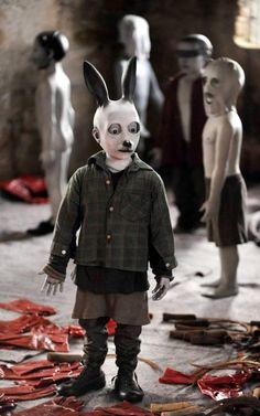 Jane Alexander Sculpture Art, Sculptures, Scary Kids, Rabbit Life, South African Artists, Political Art, Halloween Doll, Contemporary Sculpture, Weird Creatures