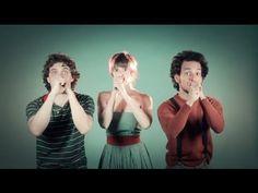 Canciones para jugar con las manos - YouTube
