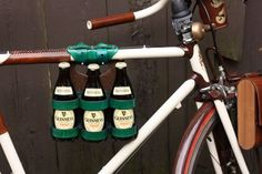 6-Pack Frame Cinch St. Patrick's Day Edition by Walnut Studio (in Portland) for the Greenest day of the year!
