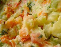 Maionese de Legumes (vegana)