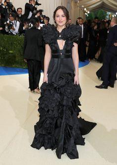 Dakota Johnson in Gucci.Photo: Neilson Barnard/Getty Images