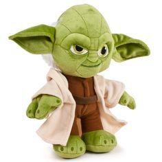 Gosedjur Star Wars - Yoda (29cm)  yoda  starwars Docka Kläder 03518808d305f