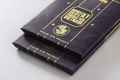 Marou Chocolate for Air France on Packaging of the World - Creative Package Design Gallery