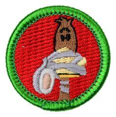 Duck Tape Merit Badge