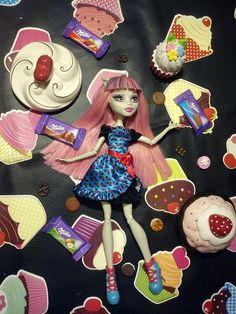 Rochelle Goyle I love candy