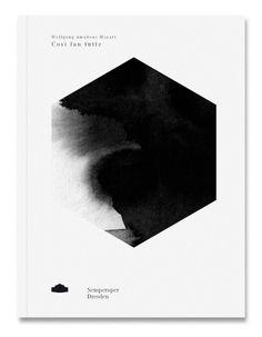 Cosi Fan Tutte /cover programm / Semperoper Dresden + Susann Stefanizen