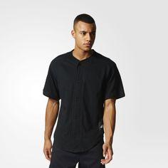 adidas - Dugout Hemd Black S97431